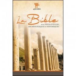 LA BIBLE ARCHÉOLOGIQUE SEG 21 SOUPLE BRUN -1491