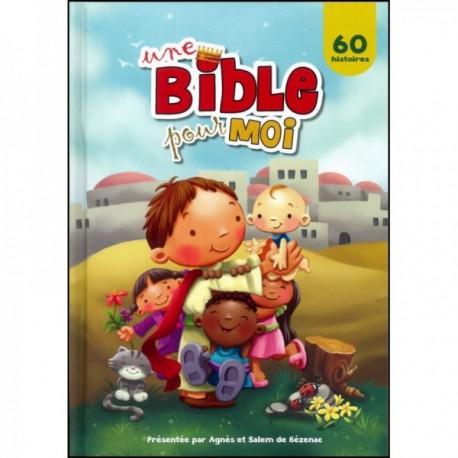 Une Bible pour moi 60 histoires (Agnès et Salem de Bézenac)