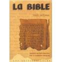 Bible du Rabbinat Français, rigide tranche or