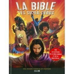 La bible des Super-Héros