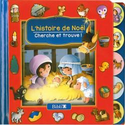 L'histoire de Noël (Cherche et trouve !)