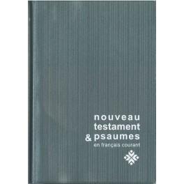 NOUVEAU TESTAMENT ET PSAUMES FRANÇAIS COURANT MINI 3071