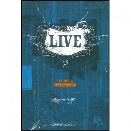 LIVE la bibbia la parola. la vita - bible en italien NR pour ado
