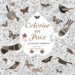 Colorier en paix (Promenades méditatives)