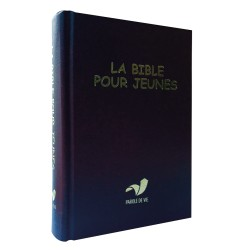 BIBLE POUR JEUNES PDV, reliure rigide