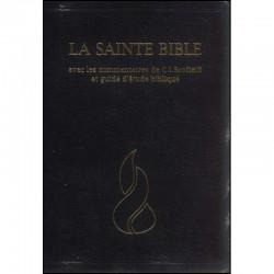 Bible NEG 1979 avec les commentaires Scofields luxe