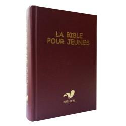 BIBLE POUR JEUNES Parole de Vie