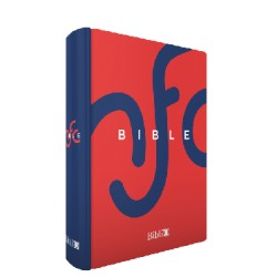 Bible NFC notes essentielles rigide rouge
