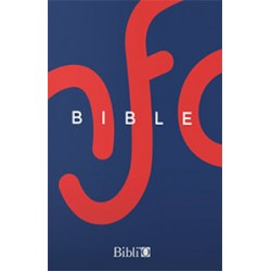 Bible NFC + DC notes essentielles rigide bleu