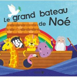 LE GRAND BATEAU DE NOE (livre pour bain)