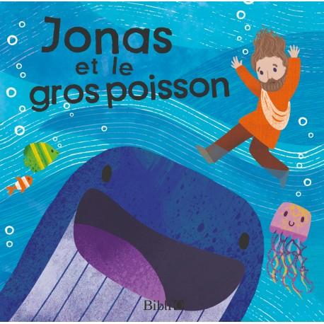 Jonas et le gros poisson (livre pour bain)