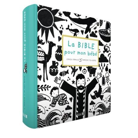 LA BIBLE POUR MON BEBE couverture