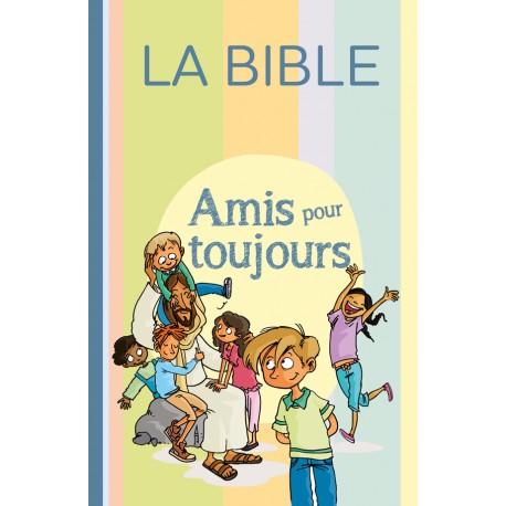 BIBLE AMIS POUR TOUJOURS 1098
