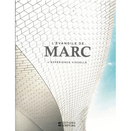 Evangile de Marc [L'expérience visuelle]- couverture