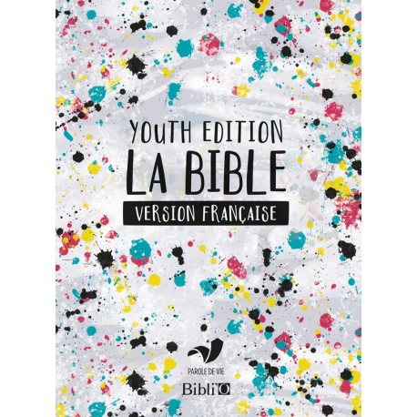 Bible Jeunesse (Youth Bible version FR) - couverture