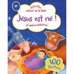 Jésus est né (et autres histoires) - ACTIVITES AUTOUR DE LA BIBLE
