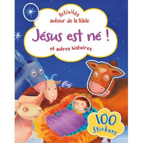 Jésus est né - couverture