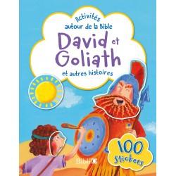David et Goliath (et autres histoires) - ACTIVITES AUTOUR DE LA BIBLE