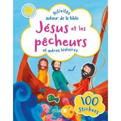 ACTIVITES AUTOUR DE LA BIBLE JESUESUS ET LES PECHEURS ET D'AUTRES HISTOIRES