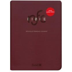 Bible NFC (gros caractères) + DC
