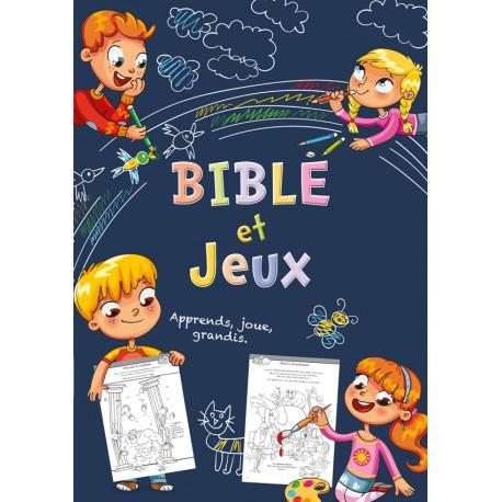 BIBLE ET JEUX - couverture