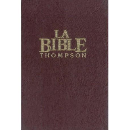 BIBLE D'ÉTUDETHOMPSON COLOMBE1474