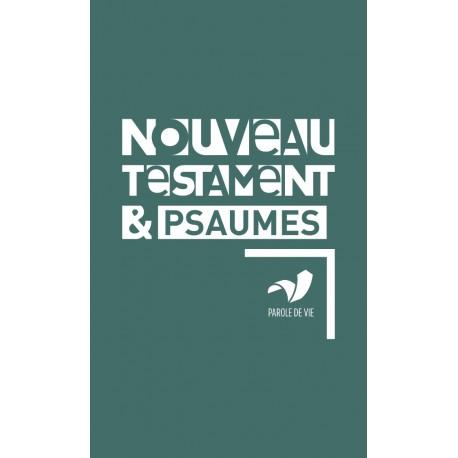 NOUVEAU TESTAMENT ET PSAUMES PAROLE DE VIE 3054