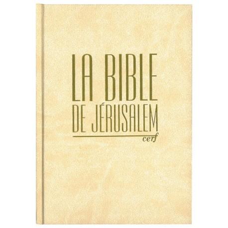 BIBLE DE JÉRUSALEM 1251