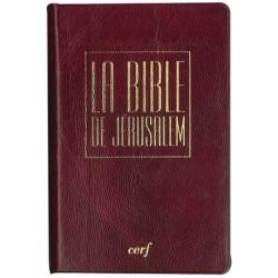 BIBLE DE JÉRUSALEM COMPACTE 1259