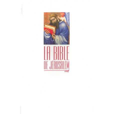 BIBLE DE JÉRUSALEM 1261