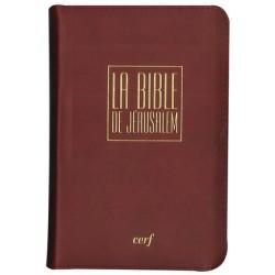 BIBLE DE JÉRUSALEM COMPACTE 1268