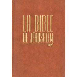 BIBLE DE JÉRUSALEM 1255