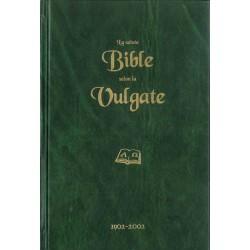Bible selon la Vulgate