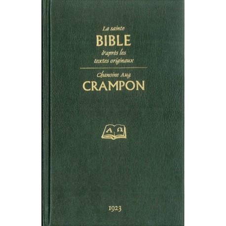 BIBLE CRAMPON 1212