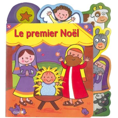 LE PREMIER NOËL - POUR P'TITS DOIGTS -5508