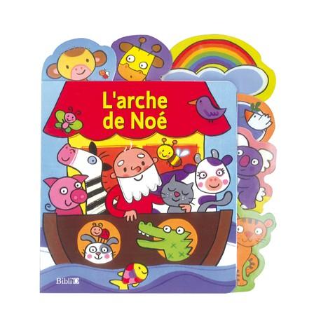L'ARCHE DE NOÉ - POUR P'TITS DOIGTS -5507