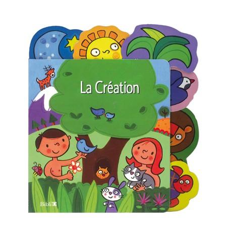 LA CRÉATION - POUR P'TITS DOIGTS -5509
