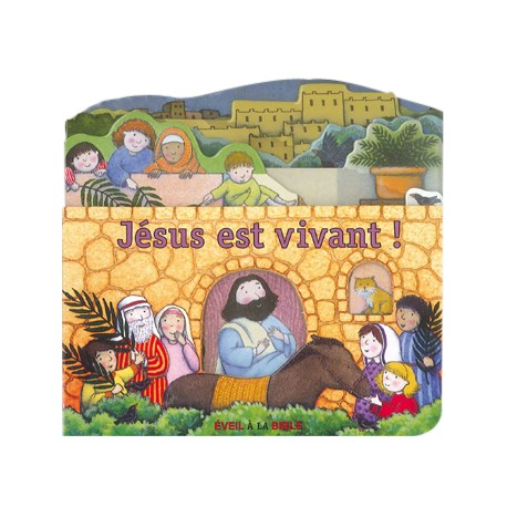 EVEIL À LA BIBLE : JÉSUS EST VIVANT 5027