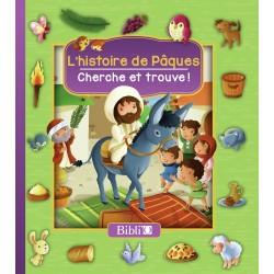 L'histoire de Paques - Cherche & trouve !