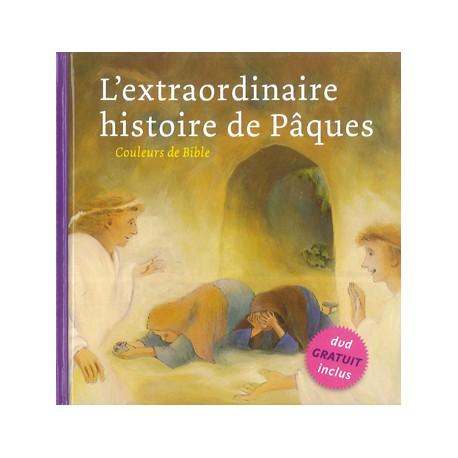 COULEURS DE BIBLE : L'EXTRAORDINAIRE HISTOIRE DE PÂQUES 5261