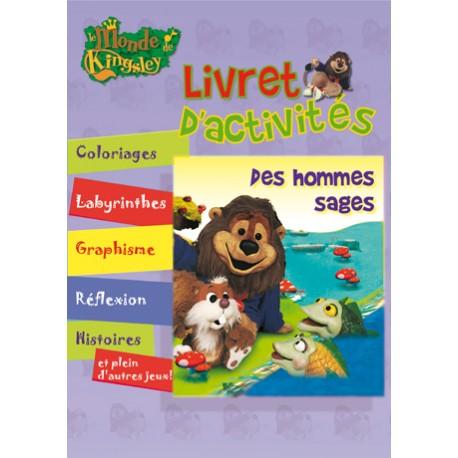 LE MONDE DE KINSLEY LIVRET D'ACTIVITÉ DES HOMMES SAGES 5405