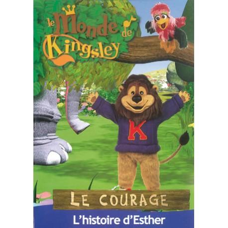 LE COURAGE, L'HISTOIRE D'ESTHER 8006