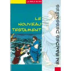 Nouveau Testament en bandes dessinées