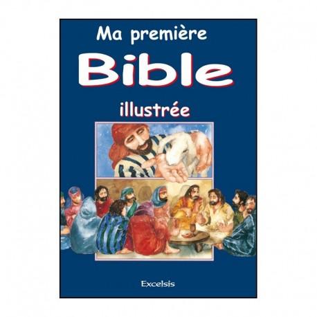 MA PREMIÈRE BIBLE ILLUSTRÉE 5183