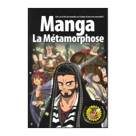 MANGA - LE MESSIE MANMETA