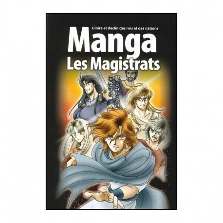 MANGA - LA MUTINERIE MAN MAG
