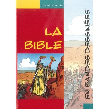 BIBLE EN BANDES DESSINÉES 5170