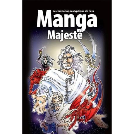 Manga - Majesté - première