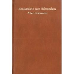 Konkordanz zum Hebräïschen Alten Testament