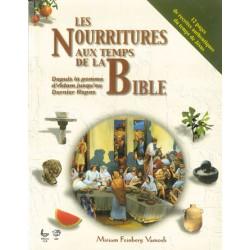 LES NOURRITURES AUX TEMPS DE LA BIBLE 9004